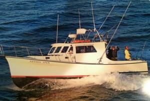 Montauk Fishing Charters Alyssa Ann